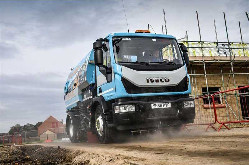 Iveco JW Crowther
