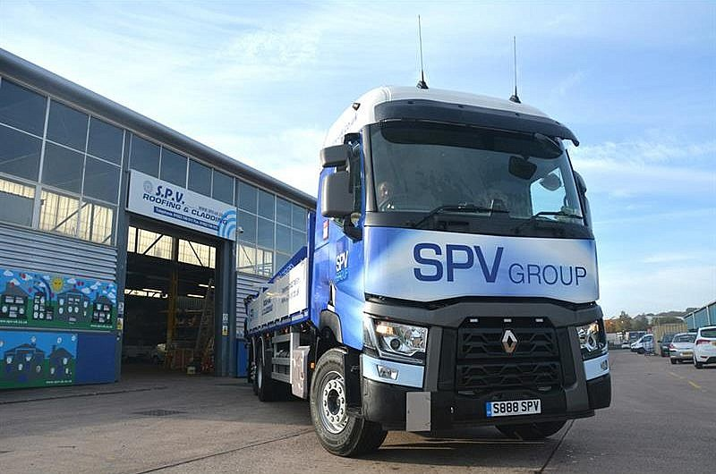 Renault Trucks Range C Takes SPV Group to New Heights