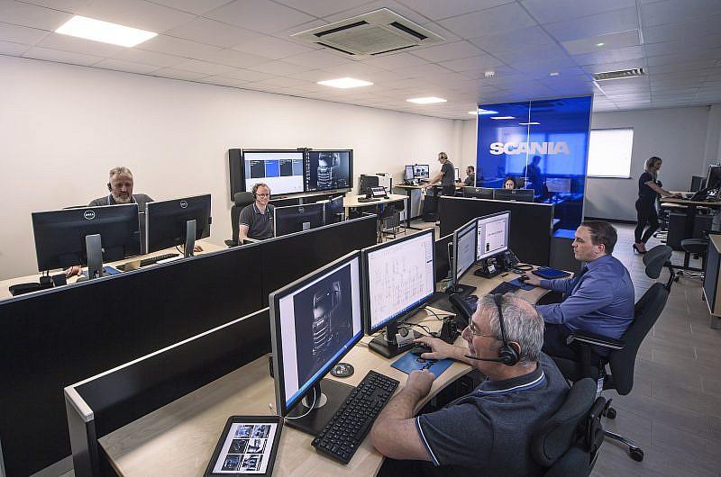 Scania Technical Office