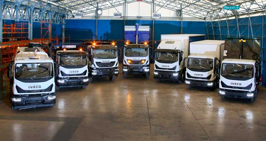 Iveco extends DriveAway 'readybodied' range to tackle new markets