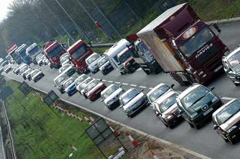 ease congestion of Britain's worst roads