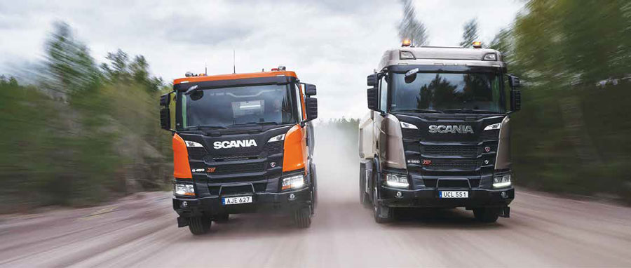 Scania on steroids