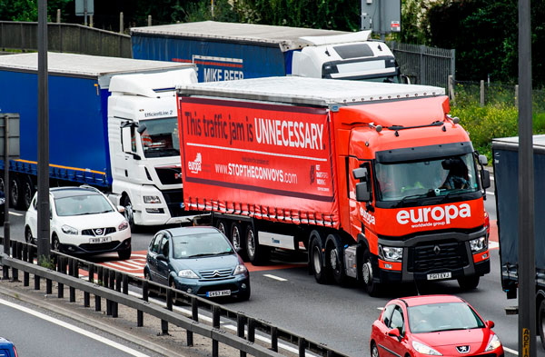 Dartford Crossing - Join the campaign to ease the chaos