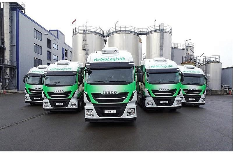 Stralis NP Iveco helps create Germany's first CO2 neutral fleet