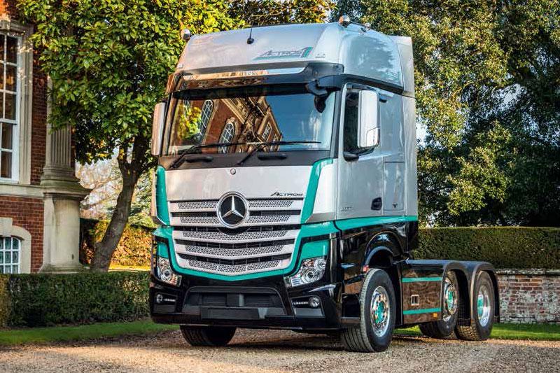 Mercedes-Benz Actros1