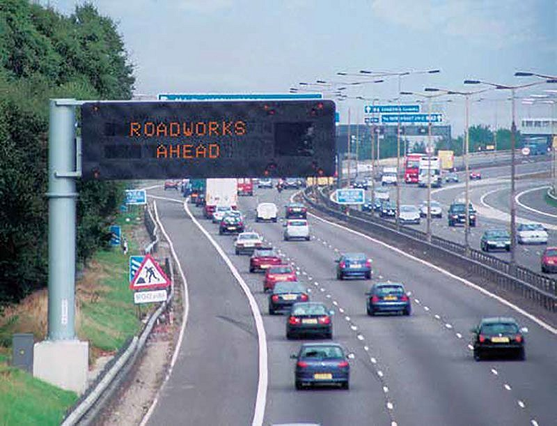 Motorway madness, it's a sign of the times - CV Driver Magazine