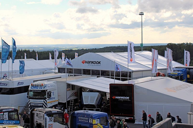 2018 ADAC Truck Grand Prix at the Nürburgring