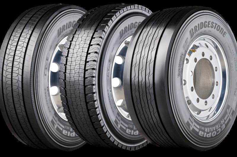 NEW Bridgestone Ecopia H002 tyres