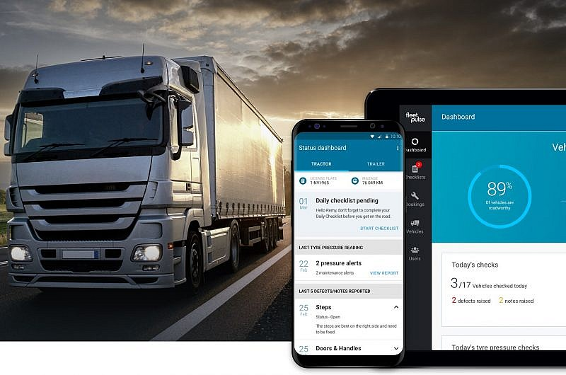 e0d8e2b8a37f7c Bridgestone helps fleets to protect the health of their vehicles with  FleetPulse