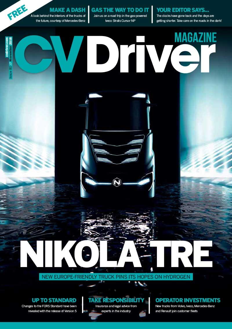 CV Driver November 2018 FC