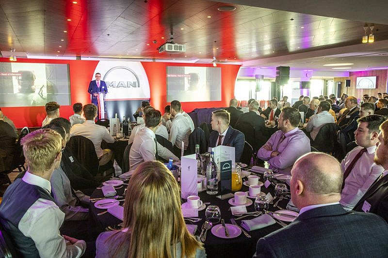 MAN Truck & Bus-UK-celebrate-Apprentice-of-the-Year-Awards-2018