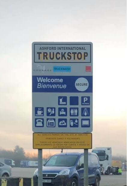 Ashford International Truckstop