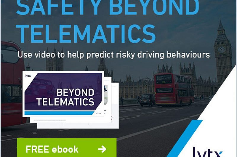 Safety Beyond Telematics - Lytx