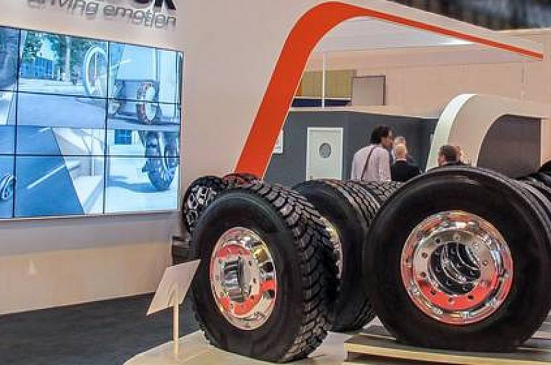 Hankook new commercial tyre solutions