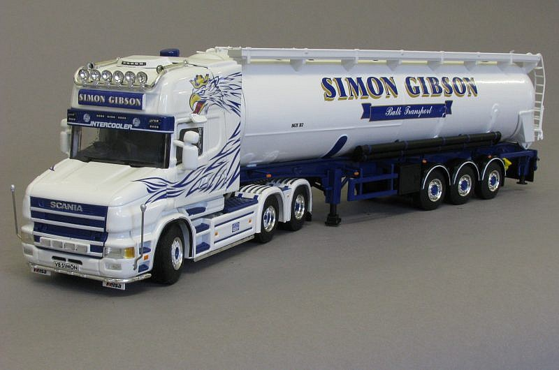 Search Impex, is pleased to announce the release of a Scania Topline T cab