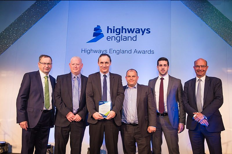 Vision Techniques partnership with Aggregate Industries achieves the highest accolade