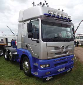 Commercial Vehicle Driver MagazineJune 2019 Truck Fest 2019 Review Image 10