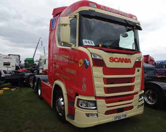 Commercial Vehicle Driver MagazineJune 2019 Truck Fest 2019 Review Image 7