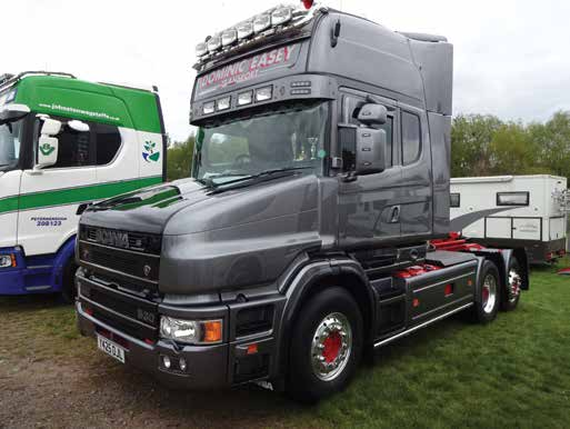 Commercial Vehicle Driver MagazineJune 2019 Truck Fest 2019 Review Image 4