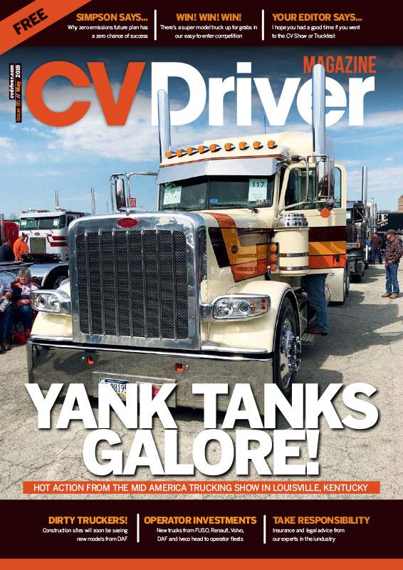 CV Driver Magazine May 2019