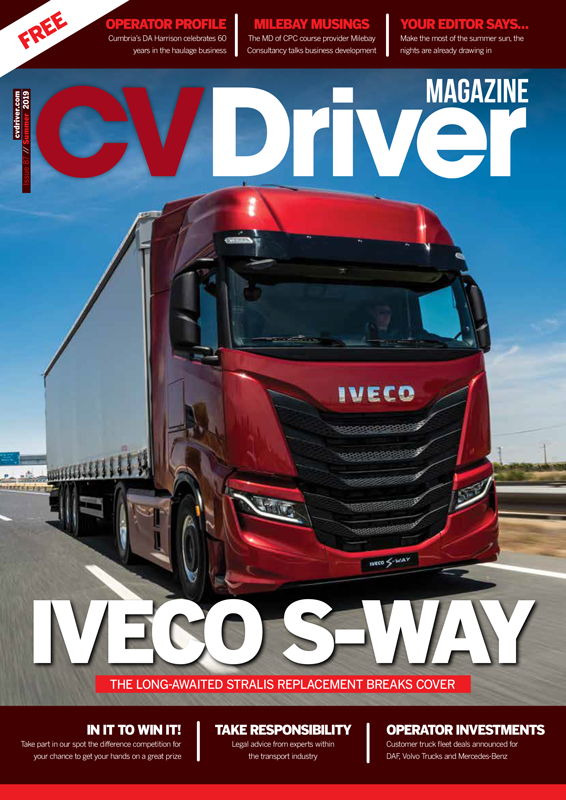CV Driver Magazine Summer 2019 Issue