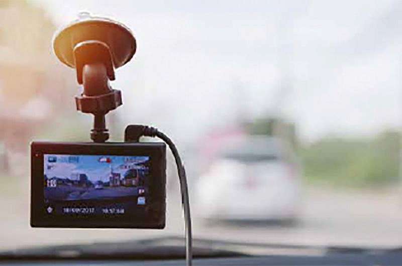 rise of the dash-camera Snooper DVR-PRO
